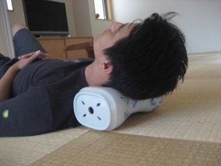陶枕(百人一首)