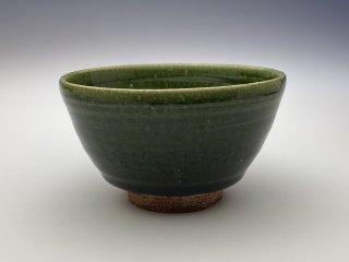 織部ご飯茶碗