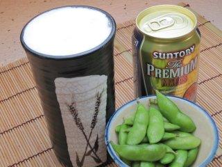 黒織部ビールジョッキ(麦)