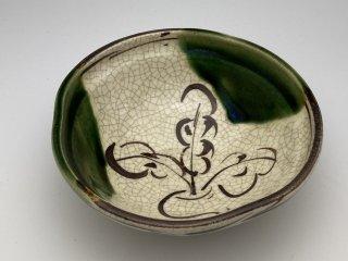 織部小鉢(かぶ)