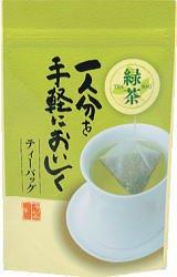 ティーバッグ緑茶2gx15(カップ用)