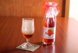 【栃木県西方町産手作り】とちおとめ苺ジュース