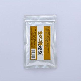 ほうじ茶藻塩