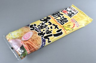 新潟あっさり醤油ラーメン2食