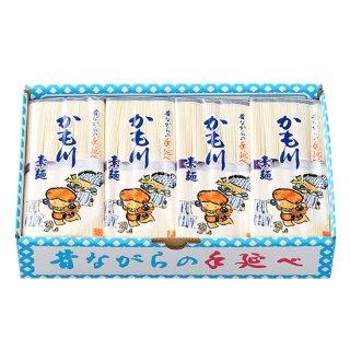 昔ながらの手延 かも川素麺 250g×12袋