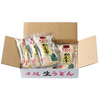 手延べ生うどん 300g×12袋(冷蔵便)