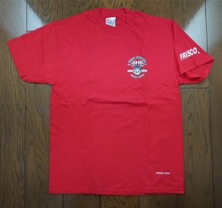 FRISCO CHOPPERS RED