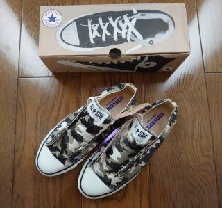 CONVERSE ALL STAR LOW 3