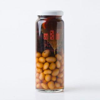 豆ミックスのドレッシング風ピクルス
