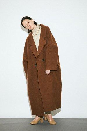 【予約商品】オーバーサイズウールコート
