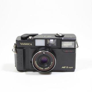 【フィルムカメラ】YASHICA(ヤシカ)MF-2 SUPER(復刻版)