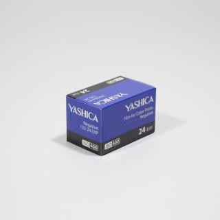 【35mmカラーネガフィルム】YASHICA(ヤシカ)/ISO400/24枚撮