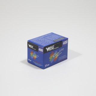 【35mmカラーネガフィルム】VIBE(バイブ)/ISO400/27枚撮