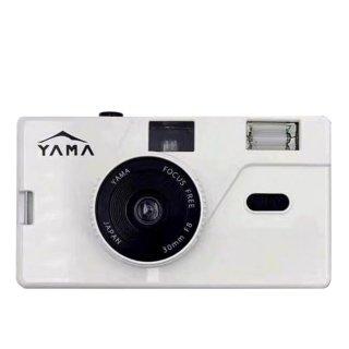 【フィルムカメラ】YAMA(ヤマ)MEMO M20 ホワイト