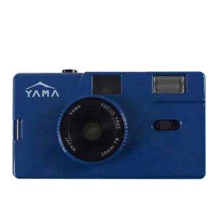 【フィルムカメラ】YAMA(ヤマ)MEMO M20 ブルー