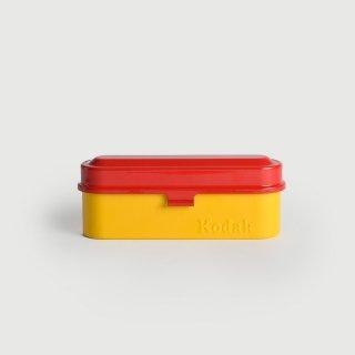 Kodak(コダック)フィルムケース135レッド/35mmフィルム・小物入れ・メガネケース