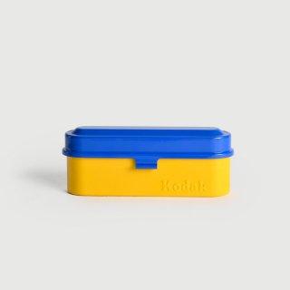 Kodak(コダック)フィルムケース135ブルー/35mmフィルム・小物入れ・メガネケース