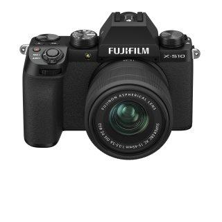 【ミラーレス(残り1)】FUJIFILM(富士フイルム)X-S10 XC15-45mmレンズキット[カメラ+ズームレンズ1本]
