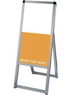 バリウススタンド看板 アルミ複合板 300×600片面