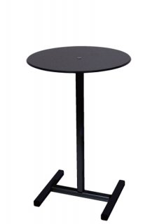 ブラックスマートテーブル H620