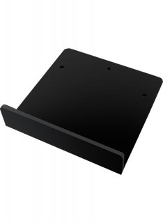 L型塩ビテーブル 黒