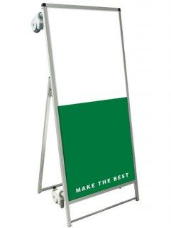 サポートサインスマートストレッチャー白複合板