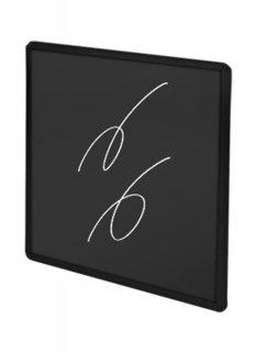 枠付ブラックボード 300×300mm