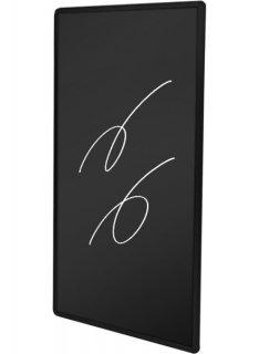 枠付ブラックボード 300×600mm