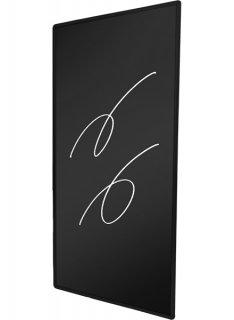 枠付ブラックボード 450×900mm