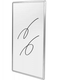 枠付ホワイトボード 300×600mm