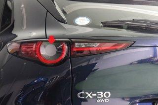 CX−30 テールウインカーフィルム
