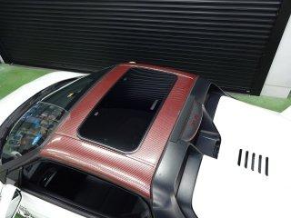 S660 サンルーフ付き無限ハードトップ