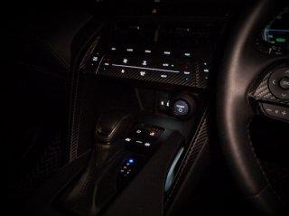 ハリアー80系 車内LED打ち替え