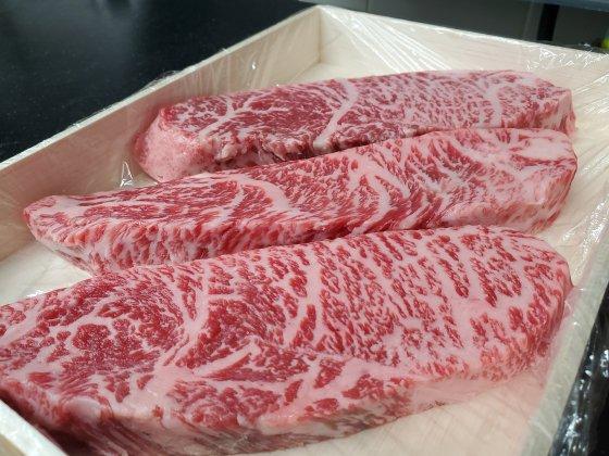 【伊賀牛】ステーキ用イチボ(150g、200g)