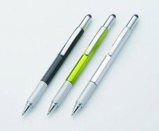タッチペン付マルチツールペン