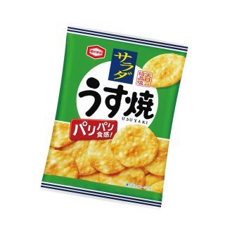 亀田製菓 28g サラダうす焼