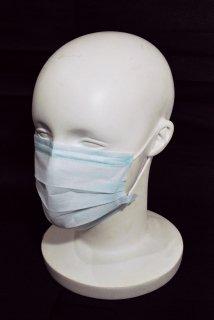 不織布二層マスク