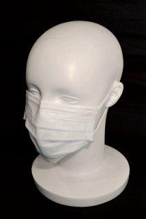 不織布三層マスク(普通サイズ)