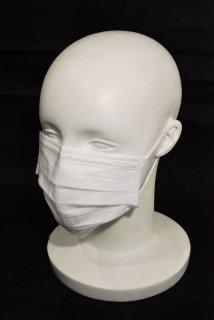不織布三層マスク(個包装)