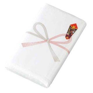 熨斗紙巻き180匁総パイル白タオル