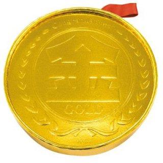金メダルティッシュ10W:日本を応援する金メダルをモチーフにしたティッシュ