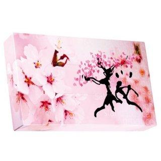 桜ティッシュ40W