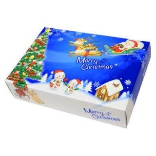 ポストカード 25Wクリスマスティッシュ