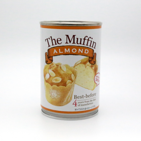 The Muffin アーモンド