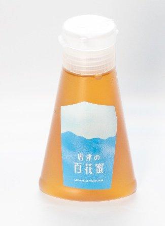 佐賀県産唐津の百花蜜 220g チューブ