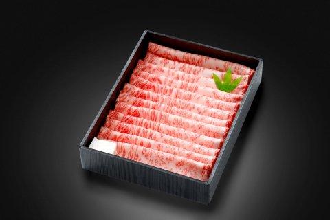 特選近江牛ロースすき焼き肉