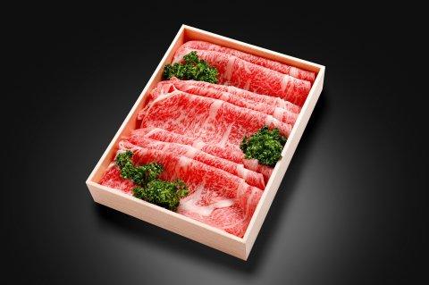 近江牛ロースしゃぶしゃぶ肉