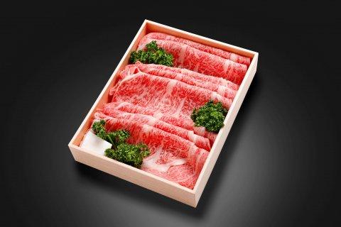 近江牛ロースすき焼き肉