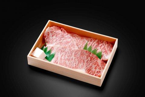 近江牛ロース ステーキ