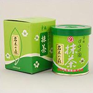 高級宇治抹茶「名木の森(なぎのもり)」(30g 缶入り)